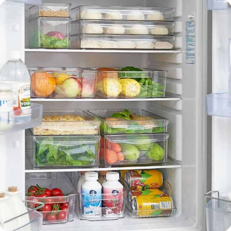 Food Storage - Choosing The Right Food Container For Delicious Cooking