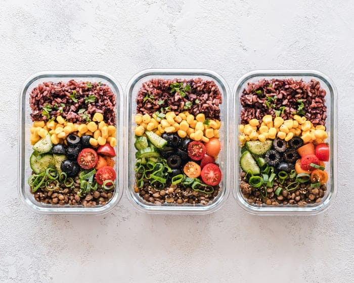 The Benefits Of Using Food Prep Containers